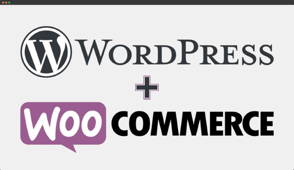 wordpress and woocommerce