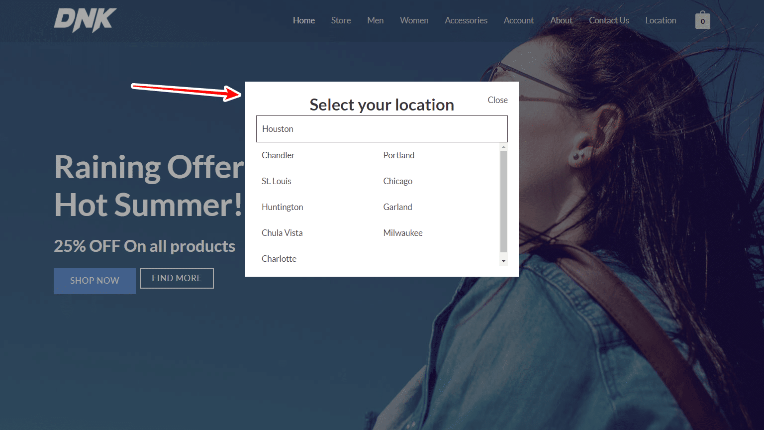 woocommerce restrict categories by city