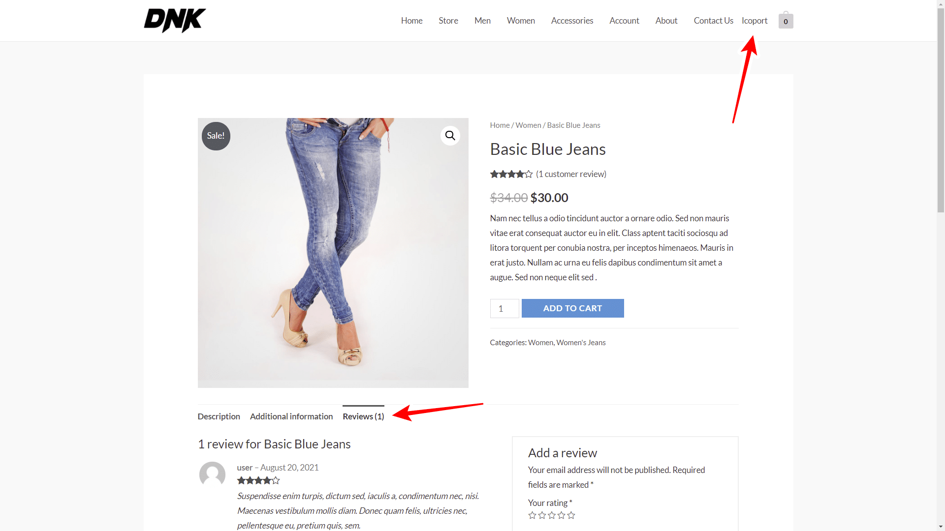 woocommerce hide product reviews by city